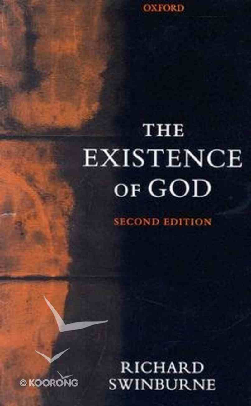 The Existence of God Paperback