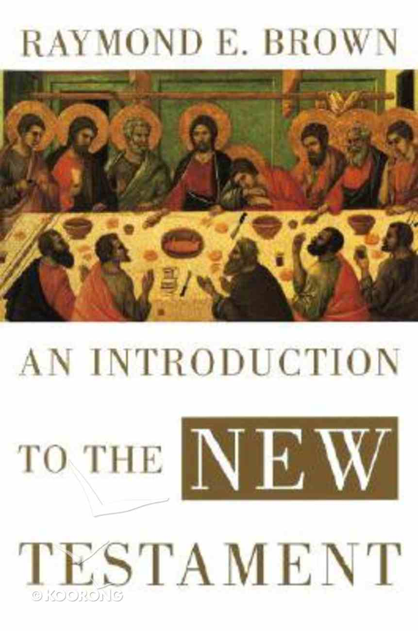 Introduction to the New Testament Hardback