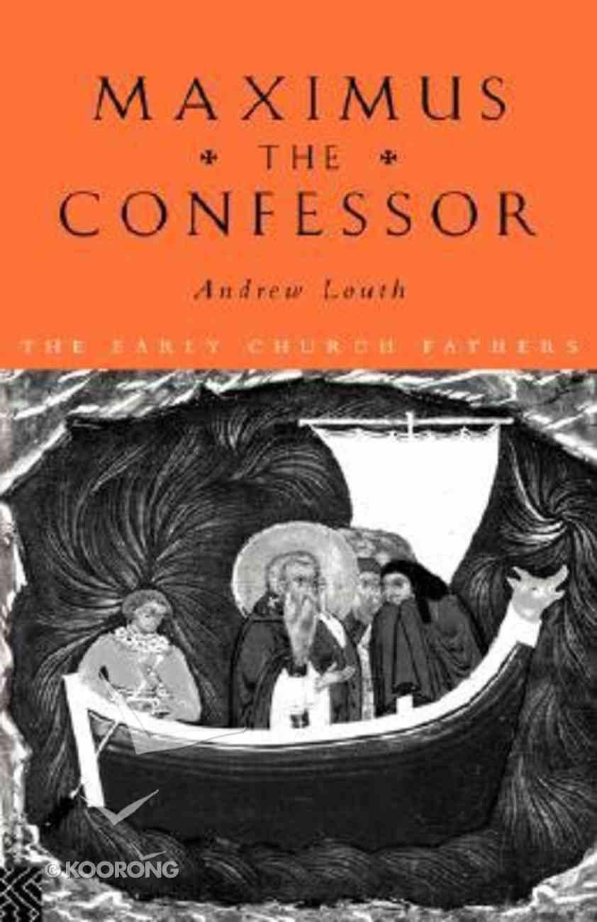 Maximus the Confessor Paperback