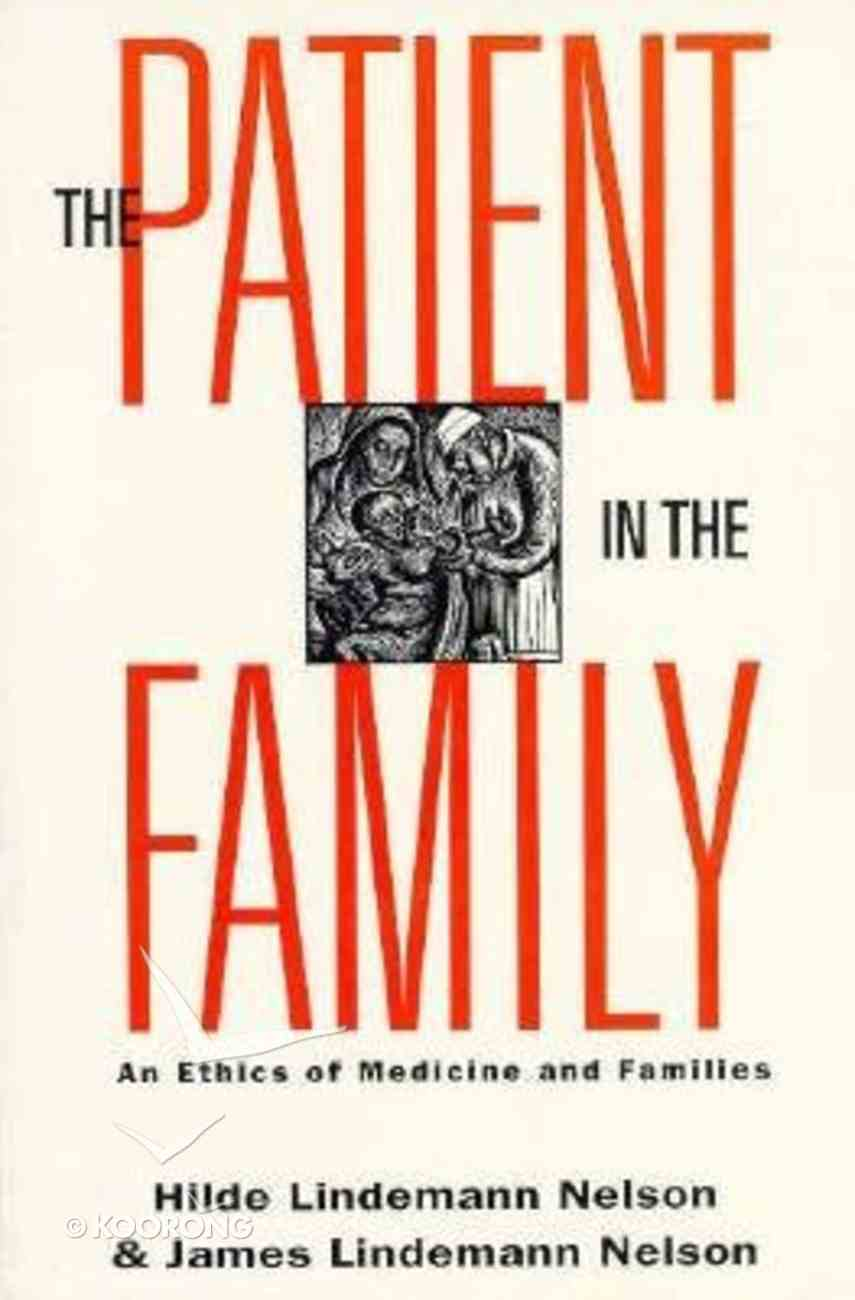 Patient in the Family Paperback