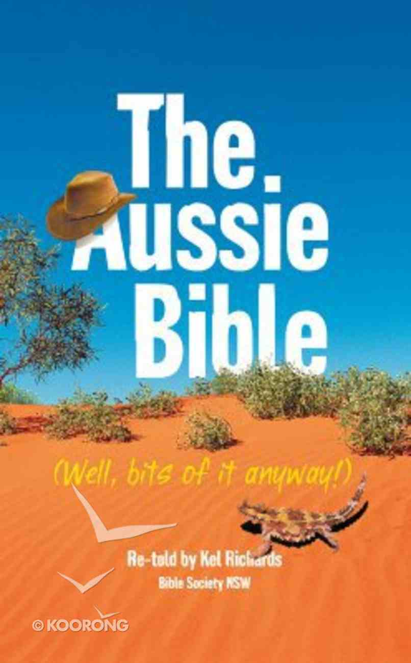 The Aussie Bible Paperback