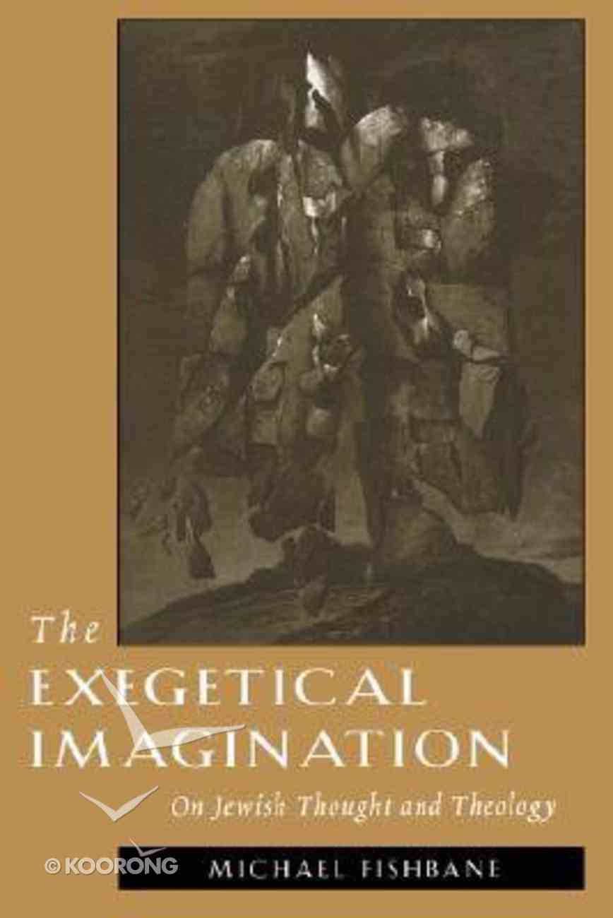 The Exegetical Imagination Paperback