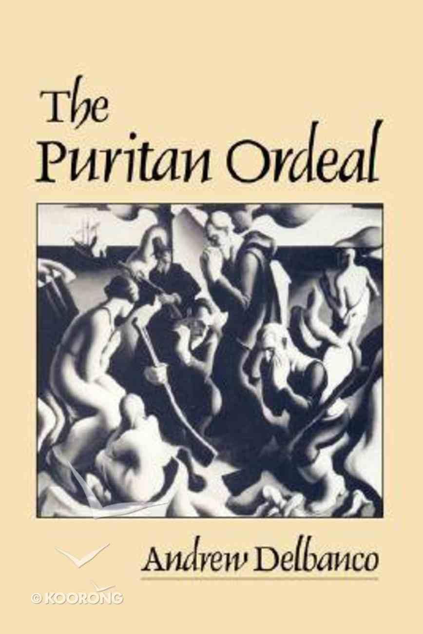 Puritan Ordeal Paperback