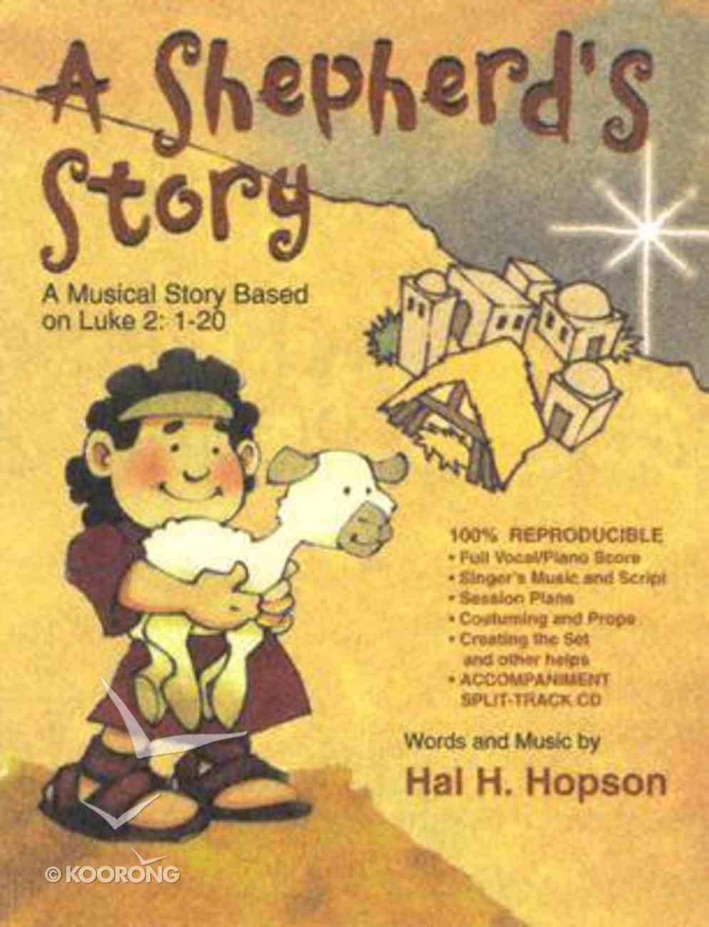 A Shepherd's Story Paperback