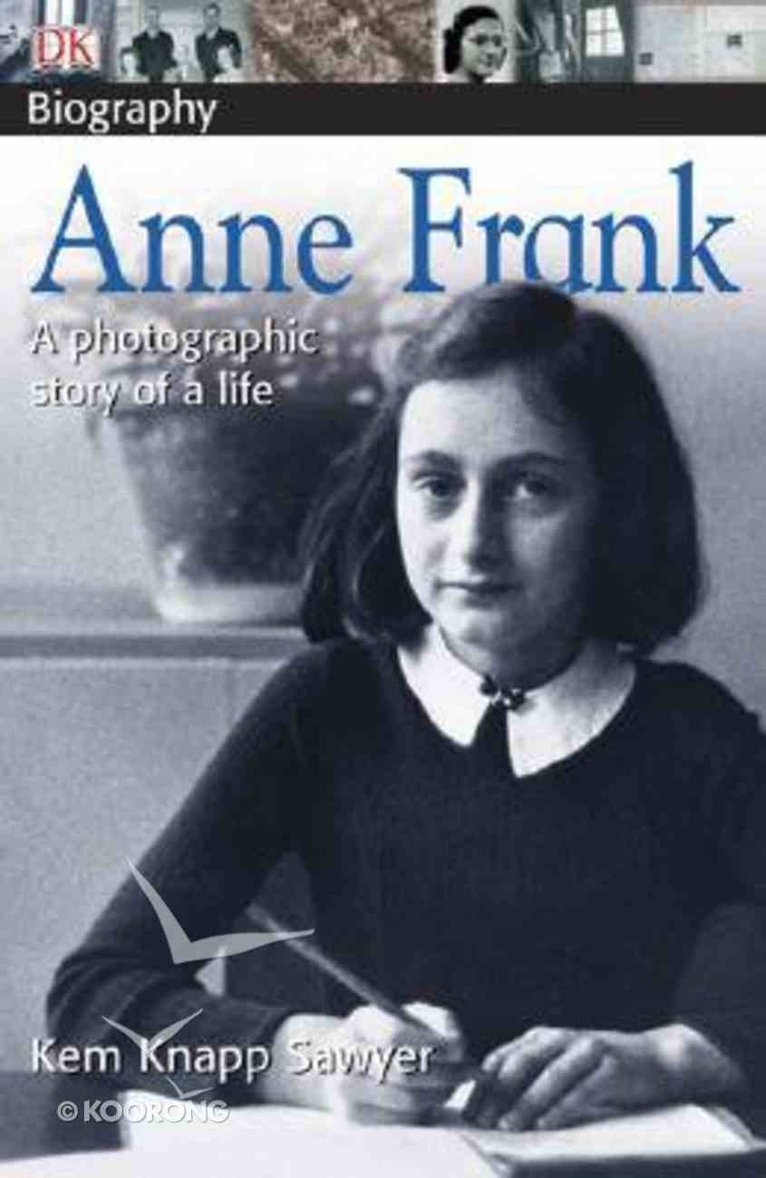 Anne Frank Paperback