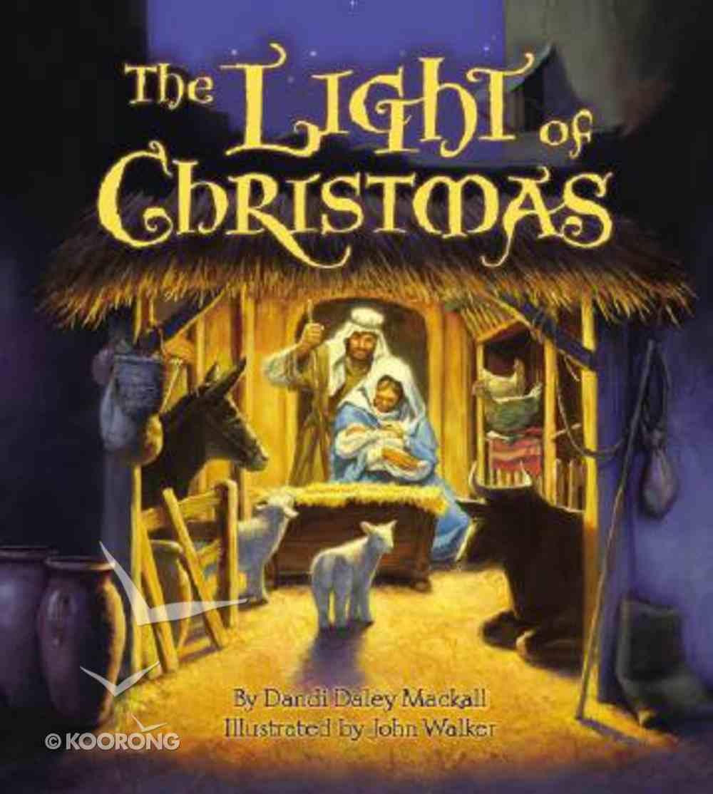 The Light of Christmas Hardback