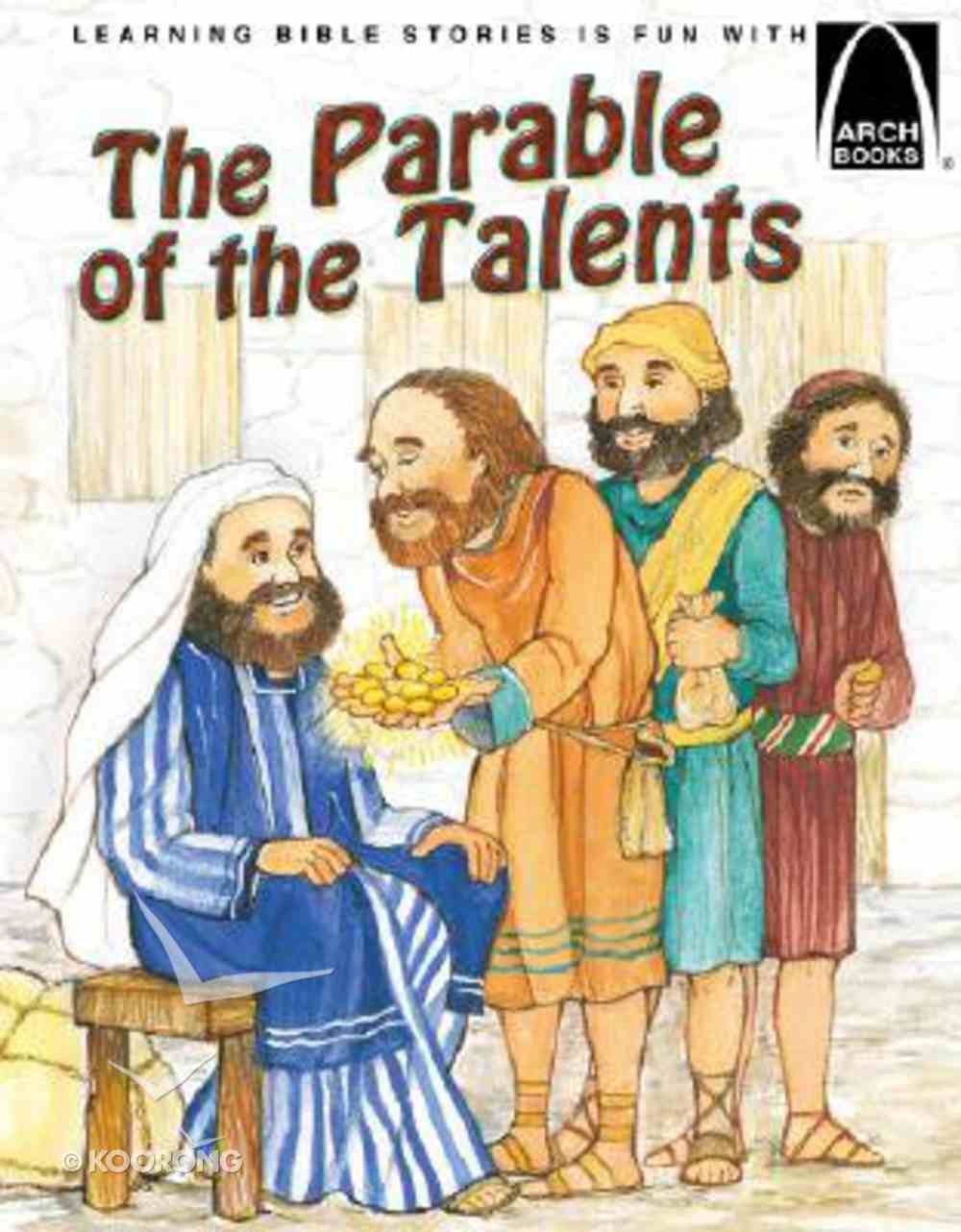 Arch Books: The Parable of the Talents Paperback