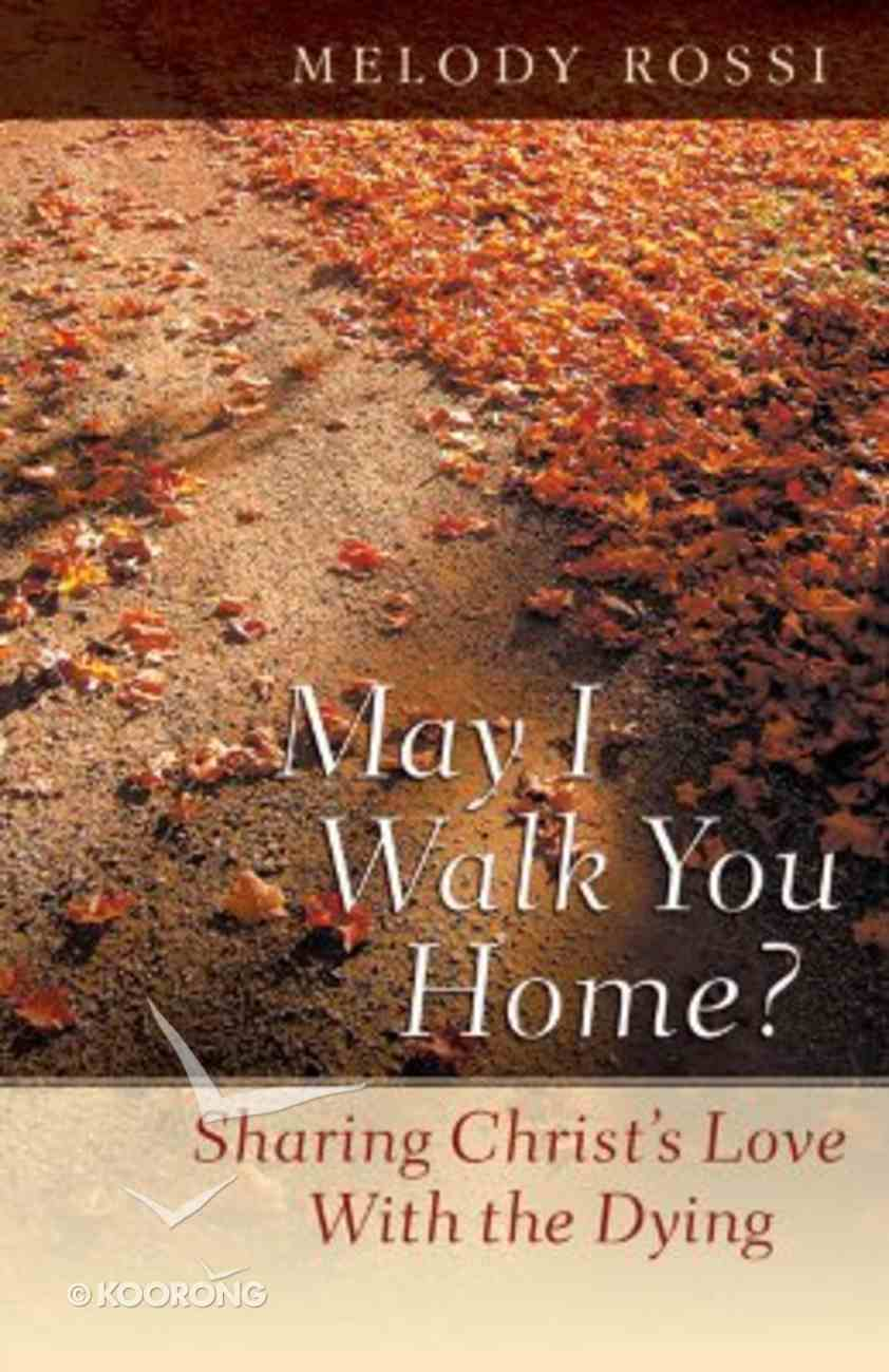 May I Walk You Home? Paperback