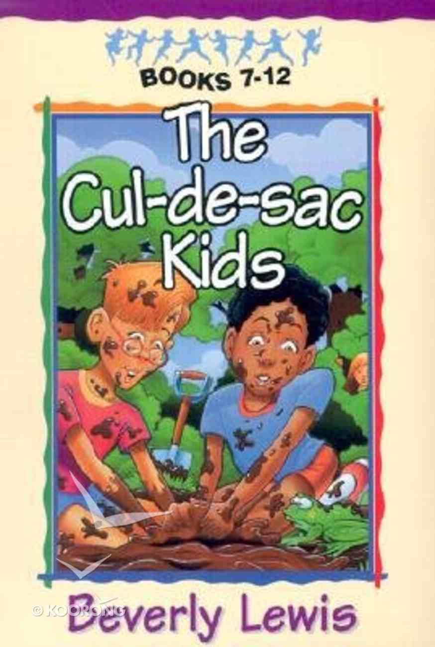 Cul-De-Sac Kids Collection #02 (Books 7-12) (Cul-de-sac Kids Series) Paperback