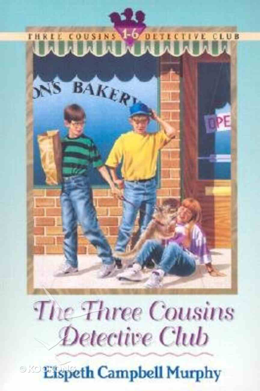 Three Cousins Detective Club (Volumes 01-06) (Three Cousins Dc Series) Paperback
