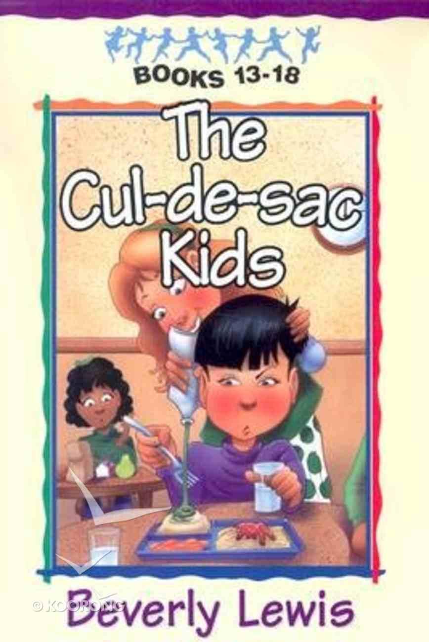 Cul-De-Sac Kids Collection #03 (Books 13-18) (Cul-de-sac Kids Series) Pack