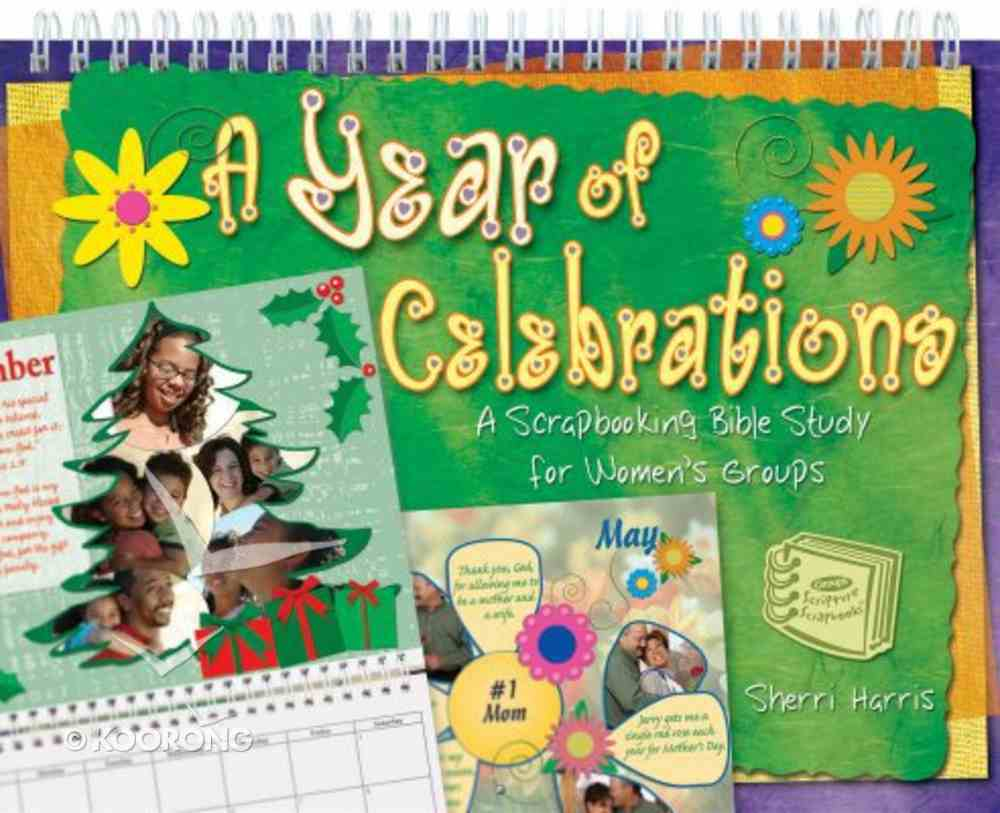 A Year of Celebrations Spiral