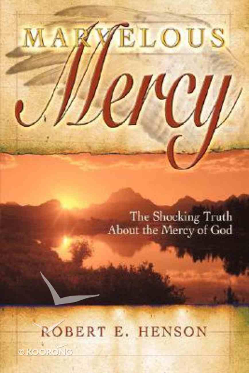 Marvelous Mercy Paperback