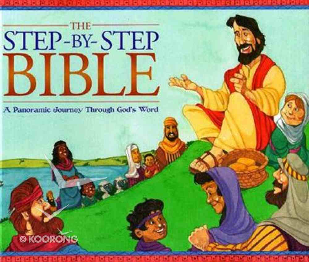 The Step By Step Bible Hardback