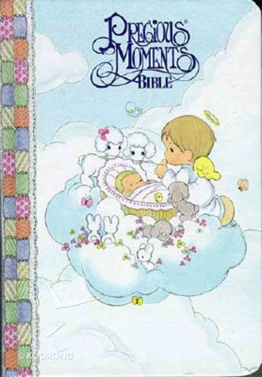NKJV Precious Moments Baby Bible Hardback