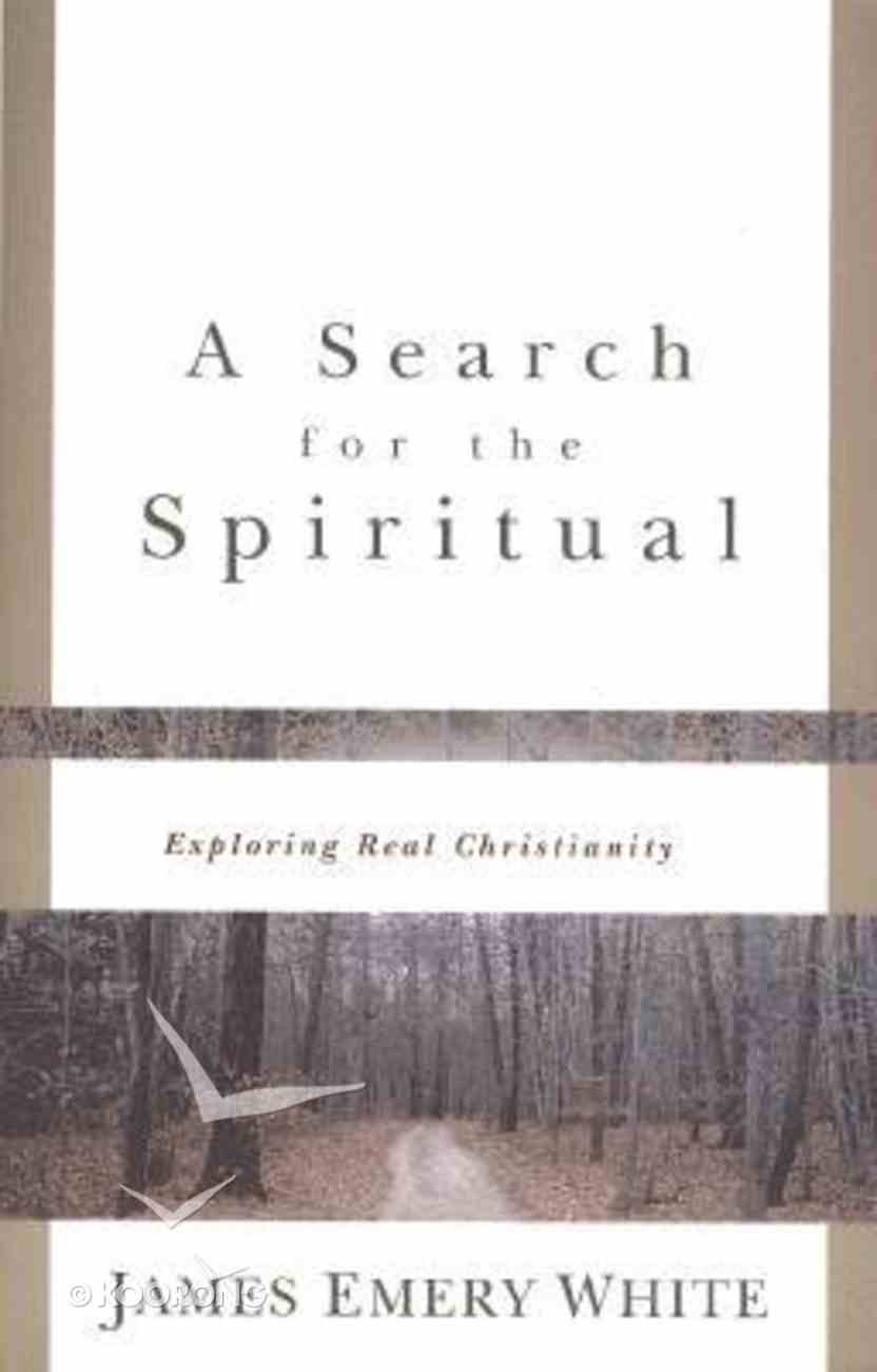 Search For the Spiritual Paperback