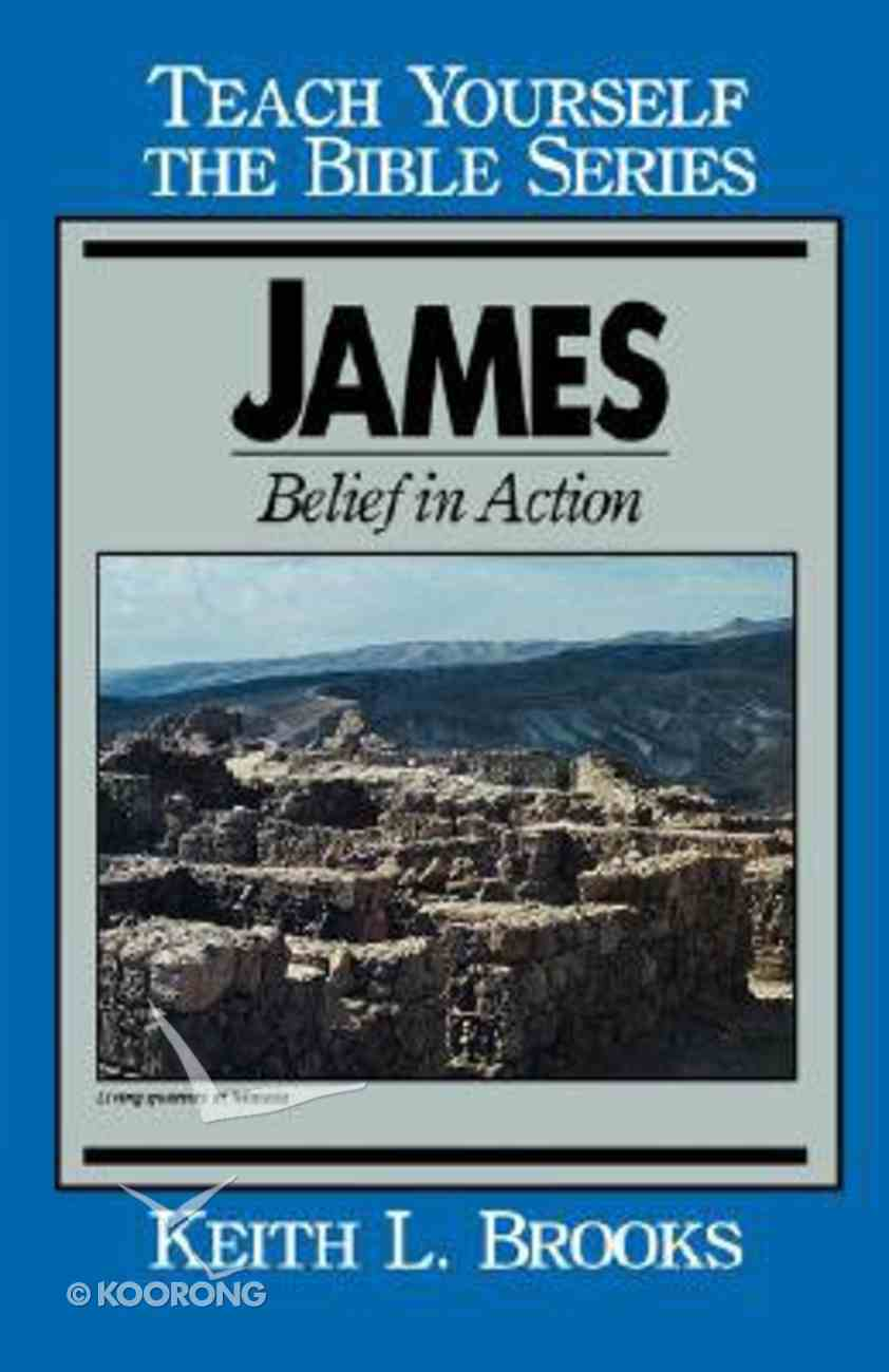 James (Teach Yourself The Bible Series) Paperback