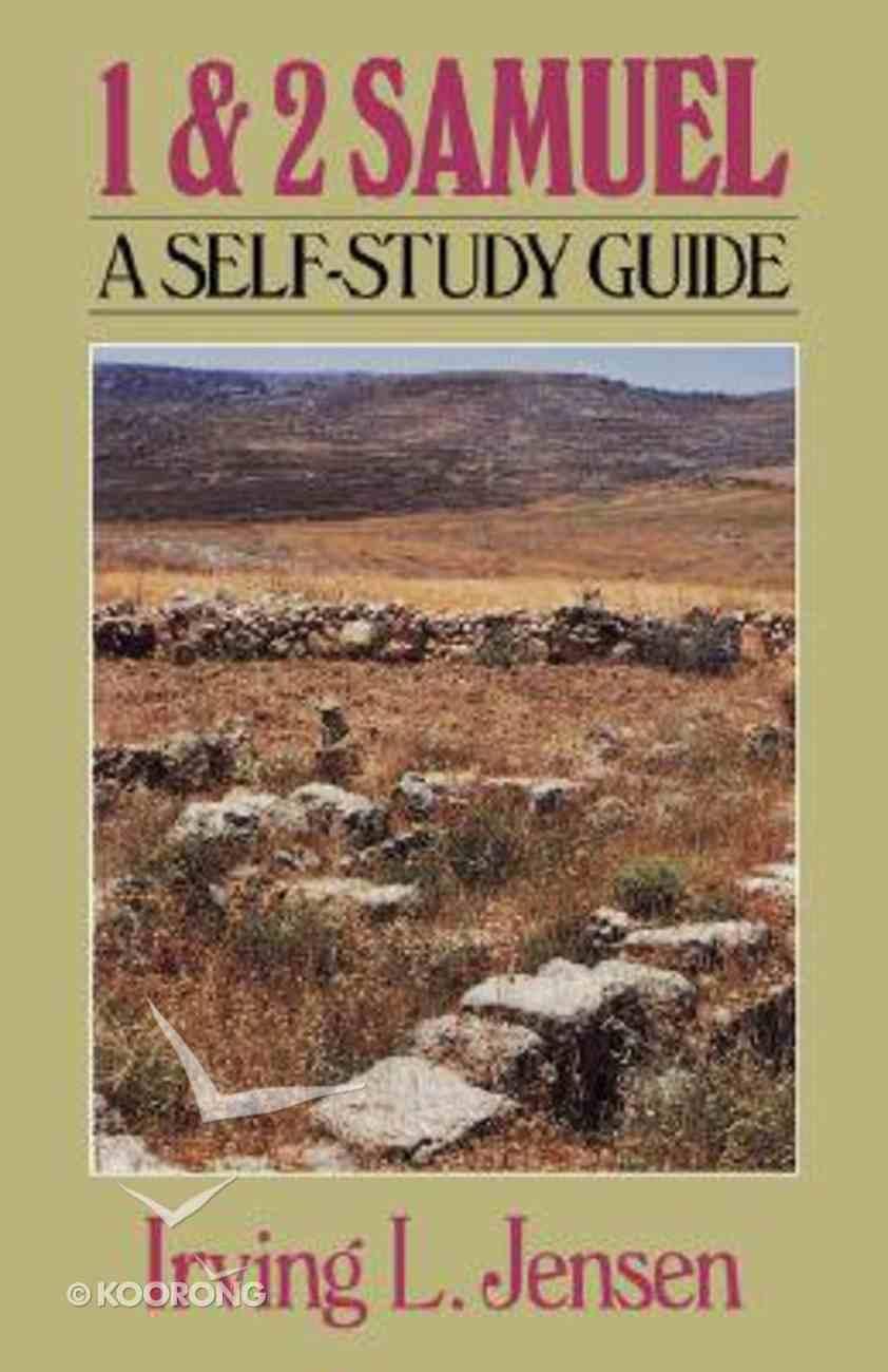 Self Study Guide 1&2 Samuel (Self-study Guide Series) Paperback