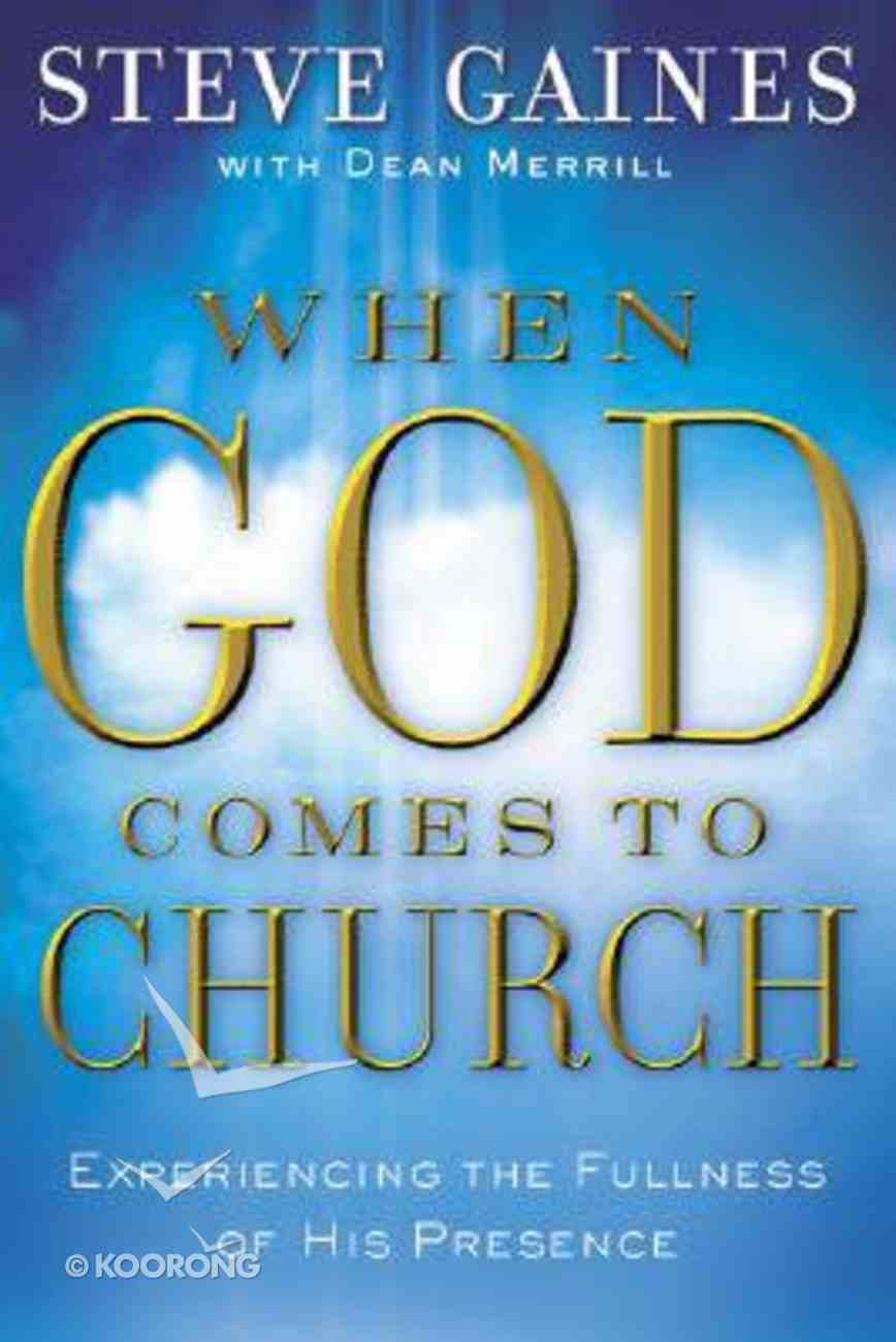 When God Comes to Church Hardback