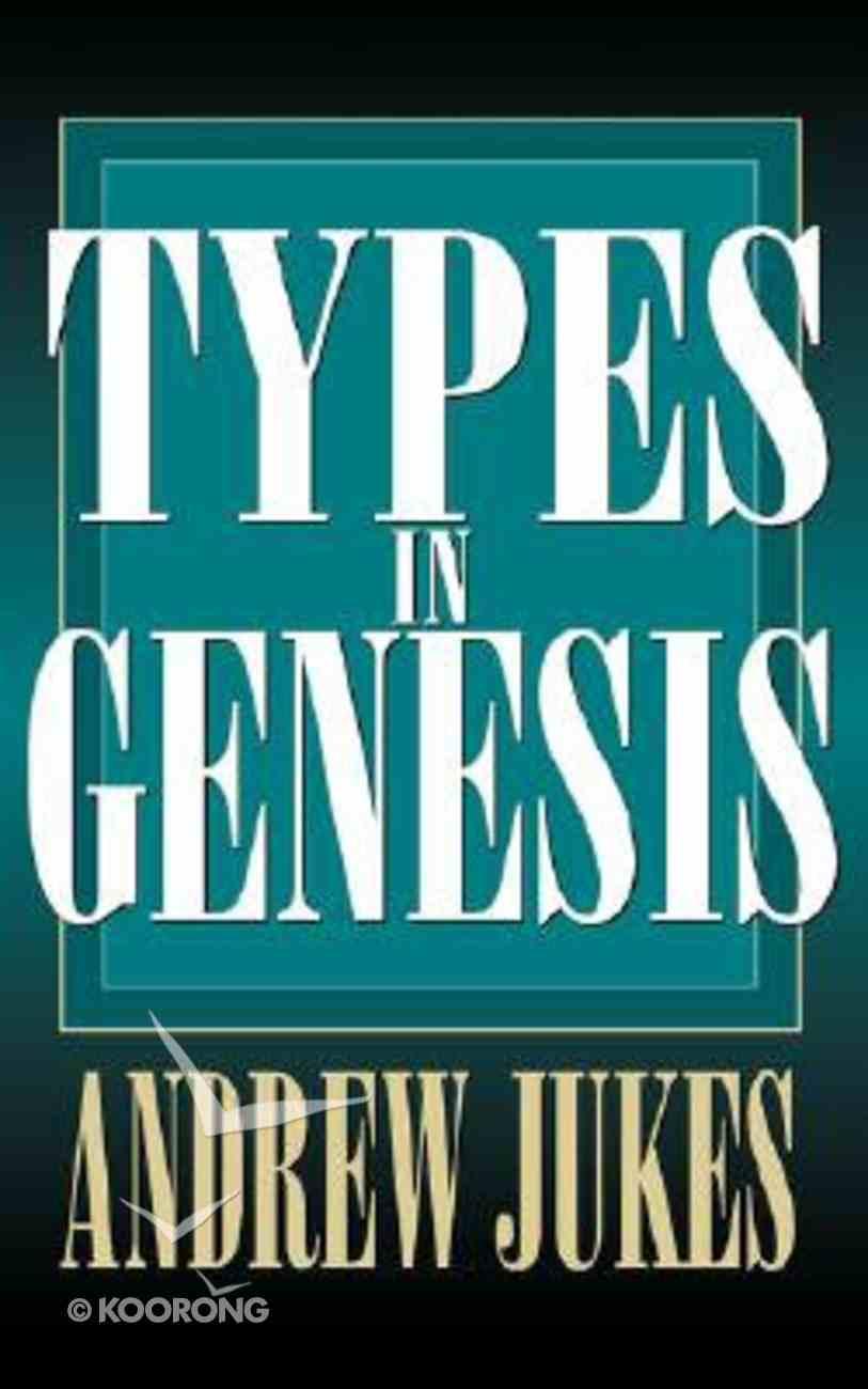 Types in Genesis Paperback