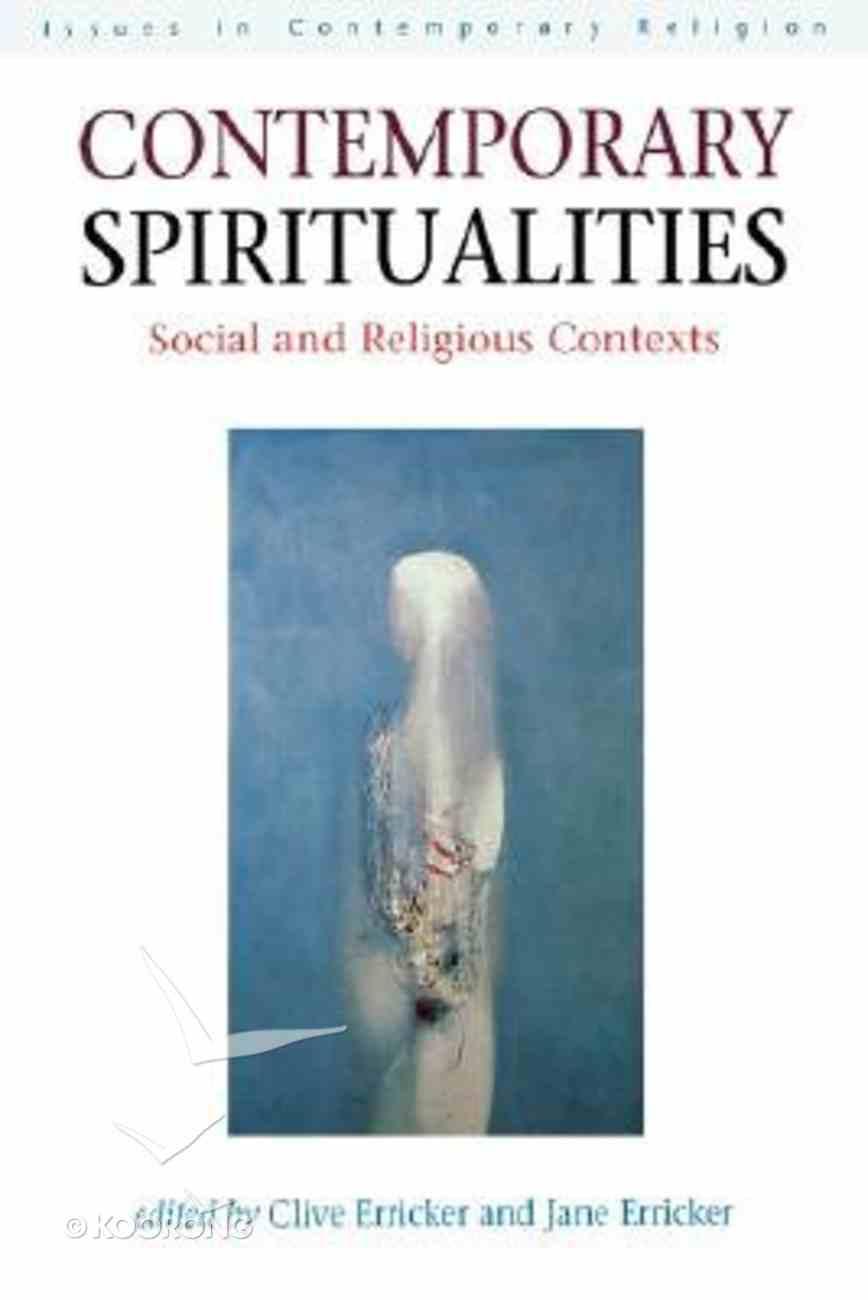 Contemporary Spiritualities Paperback