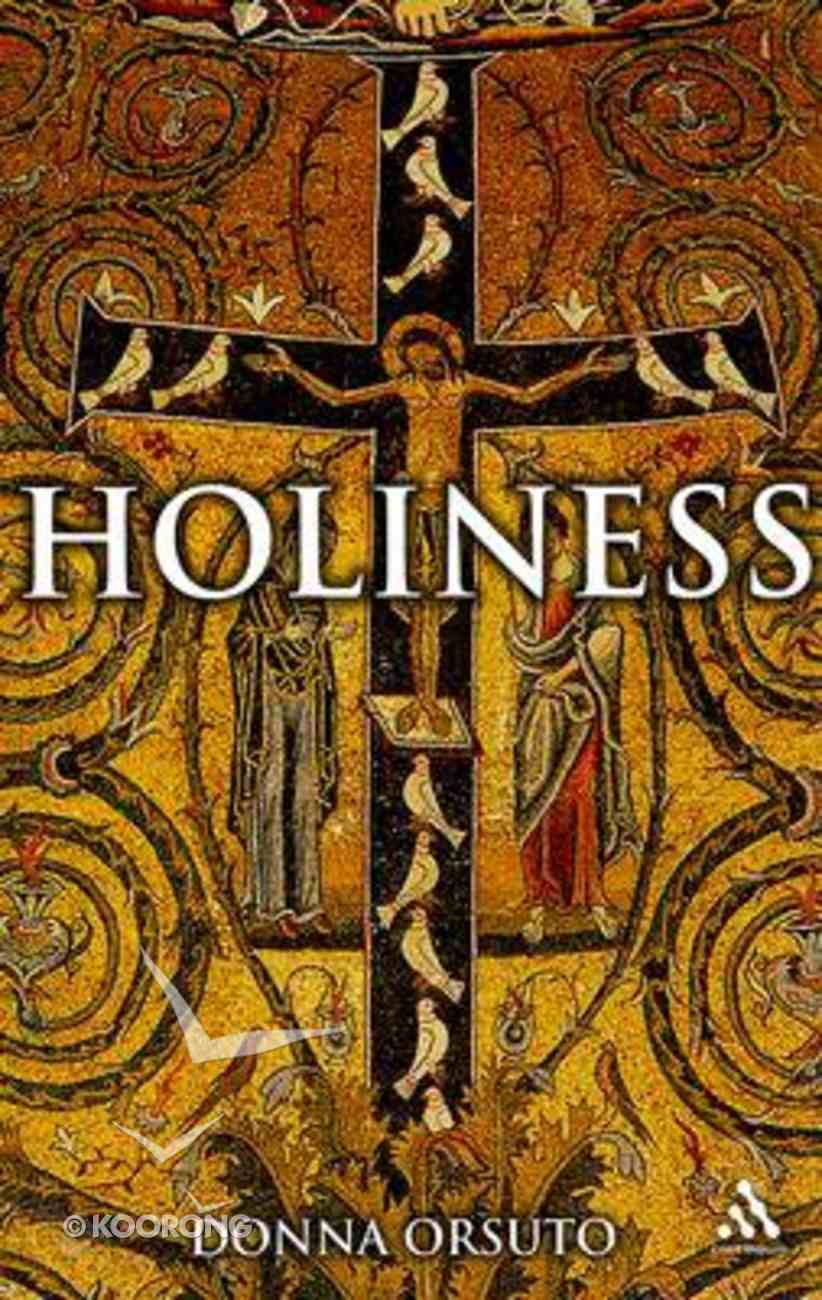 Holiness (New Century Theology Series) Paperback