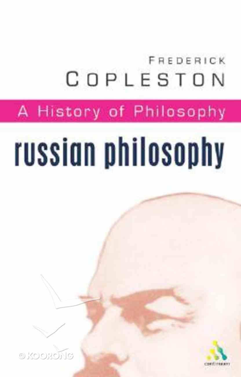 History of Philosophy (Vol 10) Paperback