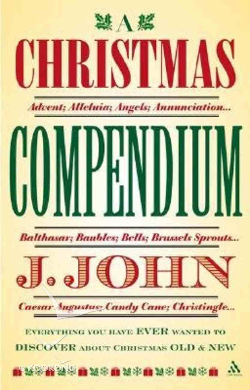 A Christmas Compendium Paperback