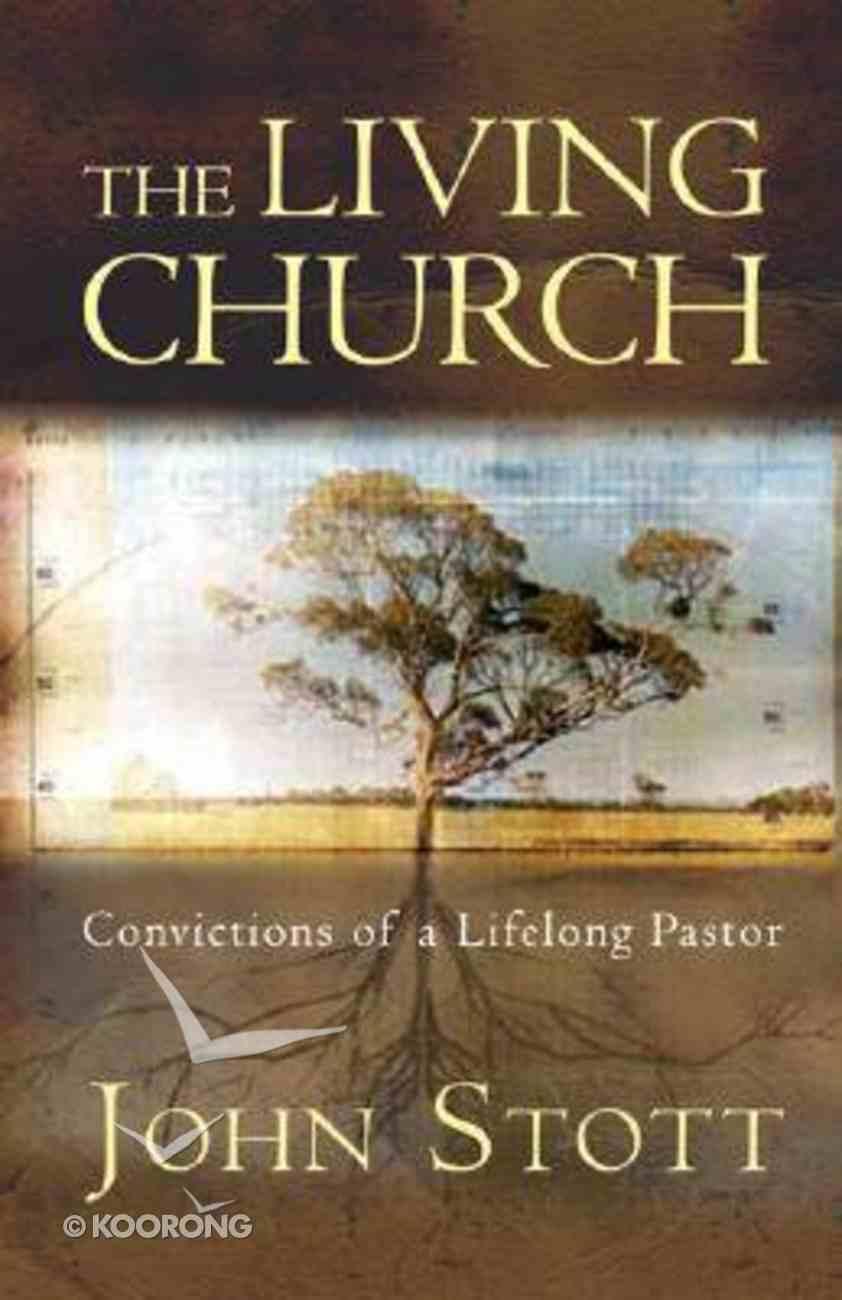 The Living Church Hardback