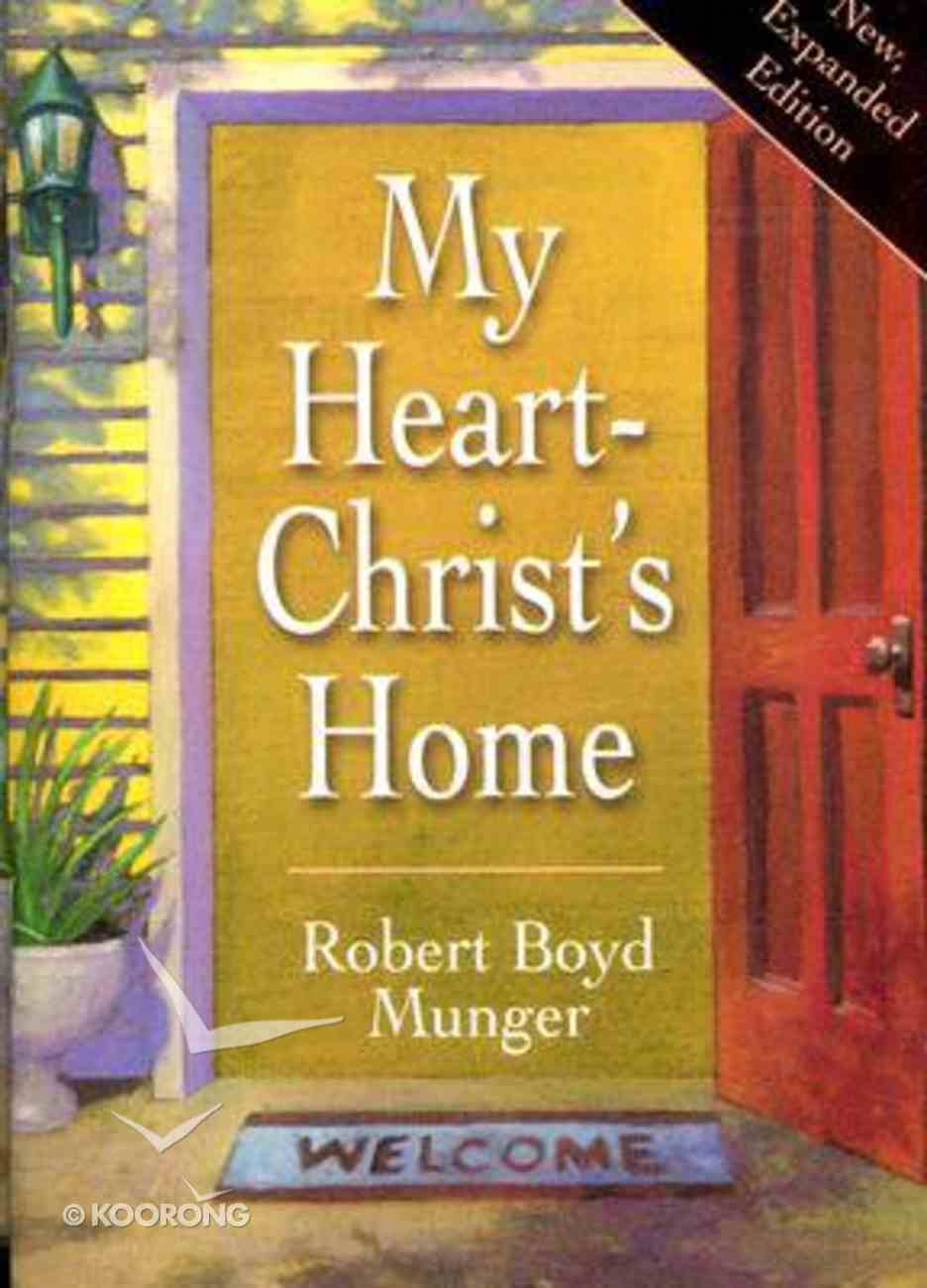 My Heart, Christ's Home (5 Pack) Booklet