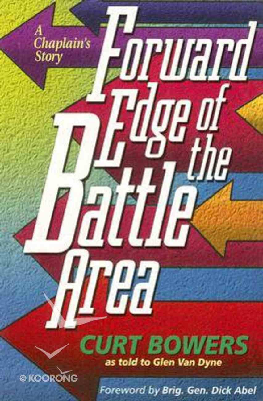 Forward Edge of the Battle Area Paperback