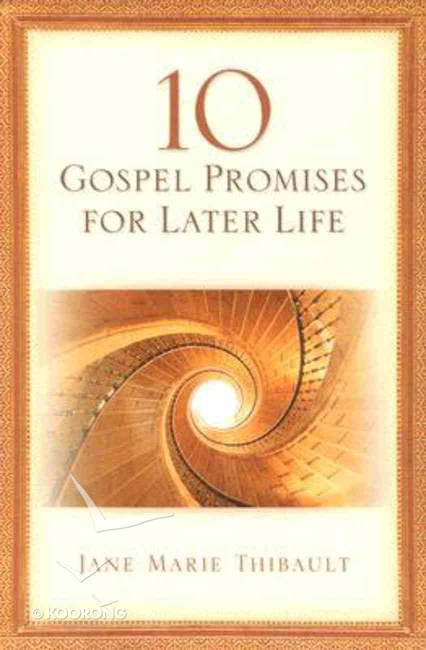 10 Gospel Promises For Later Life Paperback