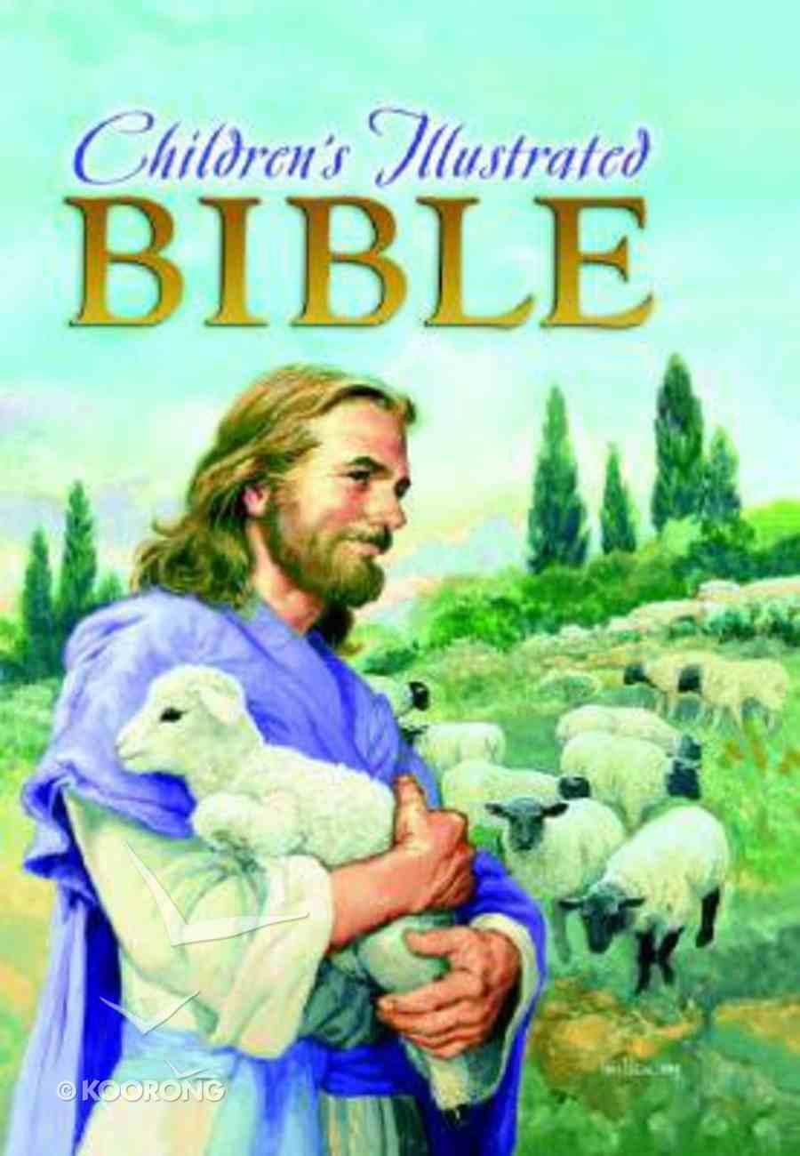 Children's Illustrated Bible Hardback