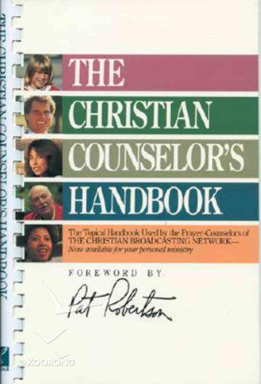 The Christian Counselor's Handbook Spiral