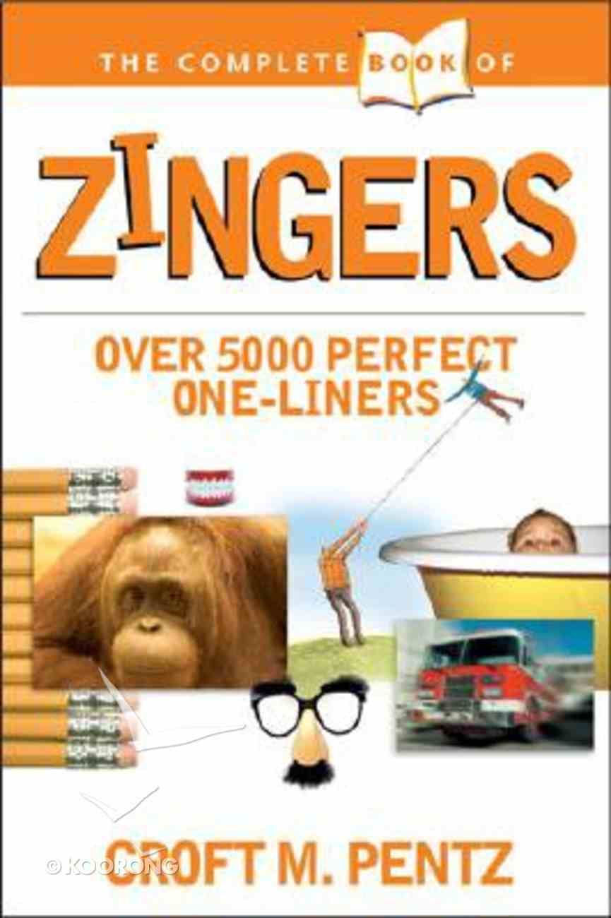 The Complete Book of Zingers Paperback
