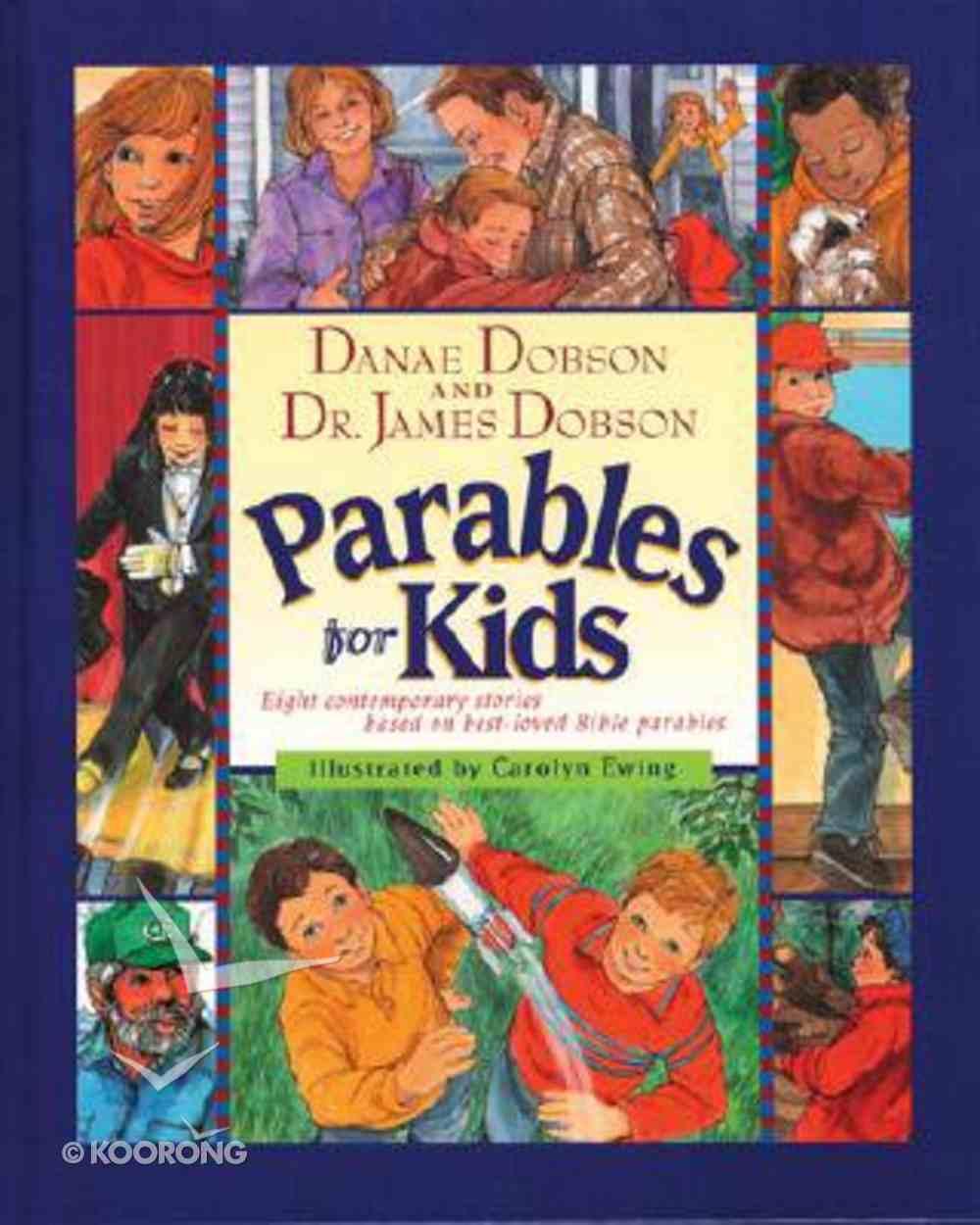 Parables For Kids Hardback