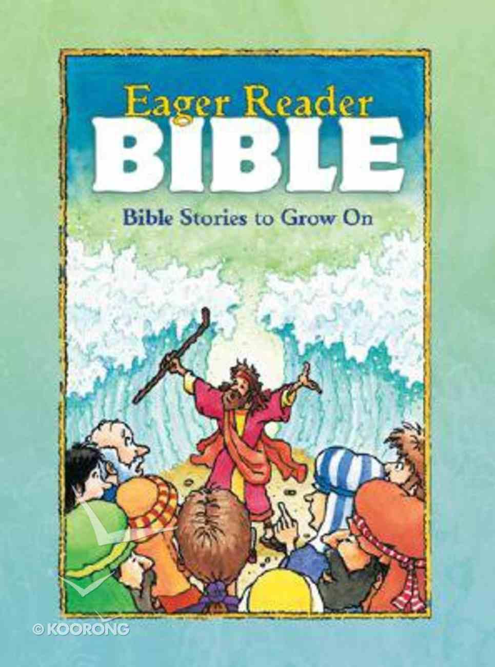 The Eager Reader Bible Hardback