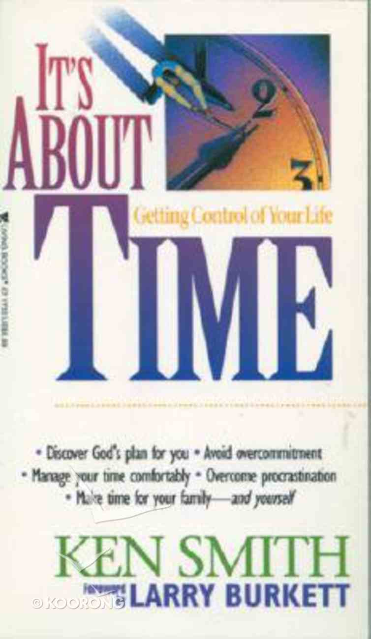 It's About Time Paperback