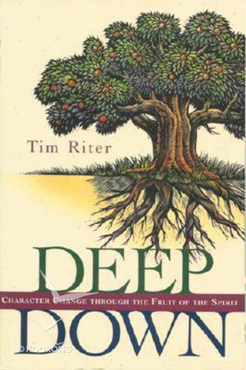 Deep Down Paperback