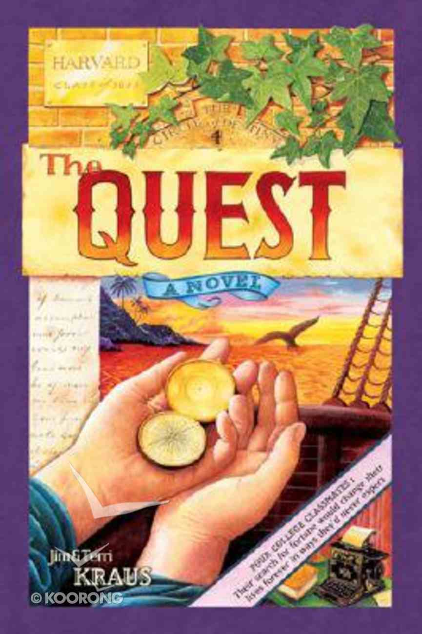 The Quest (#04 in Circle Of Destiny Series) Paperback