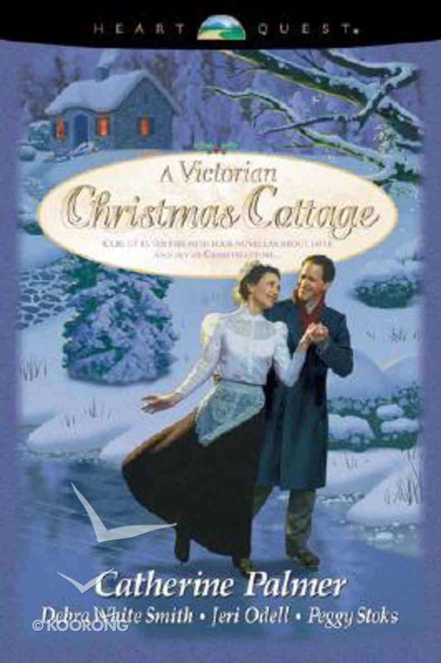 A Victorian Christmas Cottage Paperback