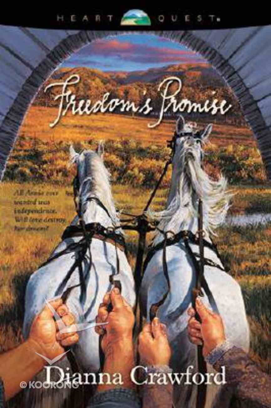 Freedom's Promise (#01 in Reardon Brothers Series) Paperback