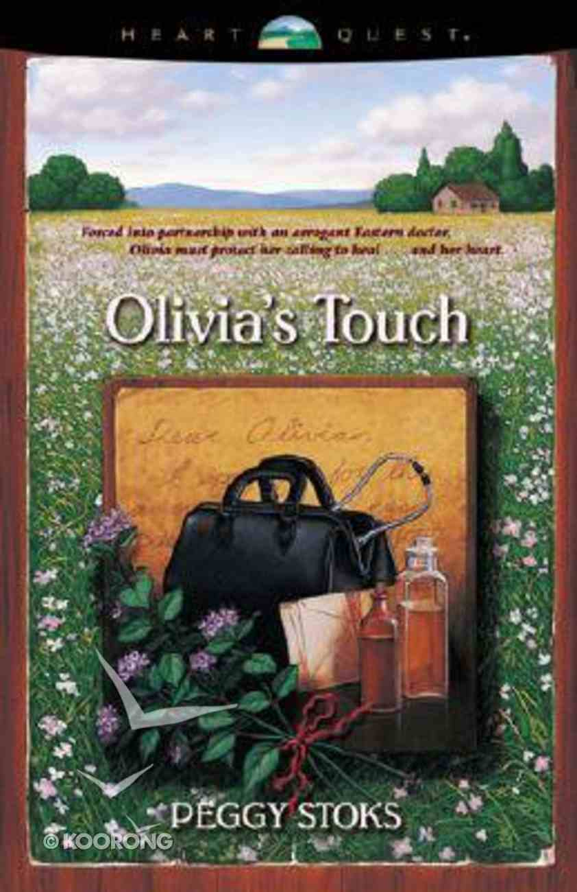 Olivia's Touch (#01 in Abounding Love Series) Paperback