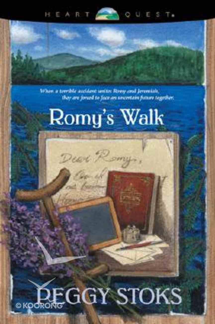 Romy's Walk (#02 in Abounding Love Series) Paperback