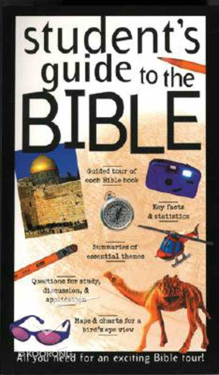 Student's Guide to the Bible Paperback