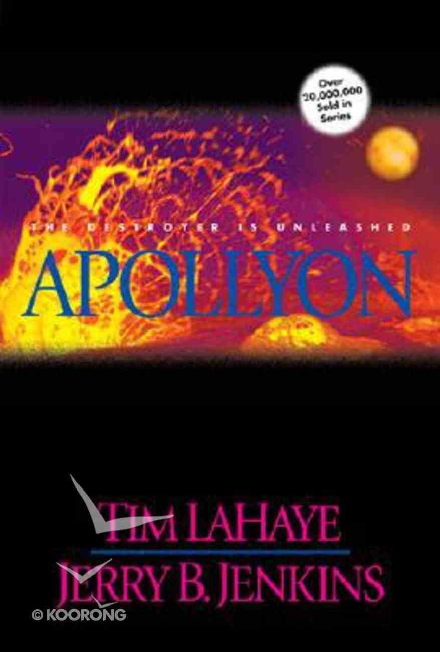 Apollyon (#05 in Left Behind Series) Hardback