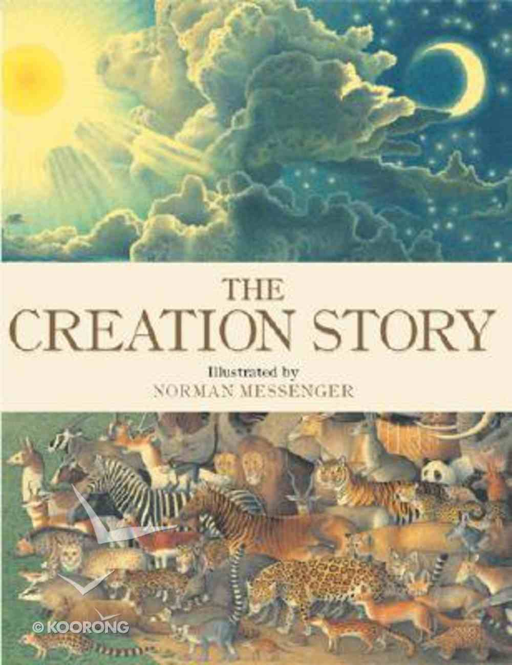The Creation Story Hardback