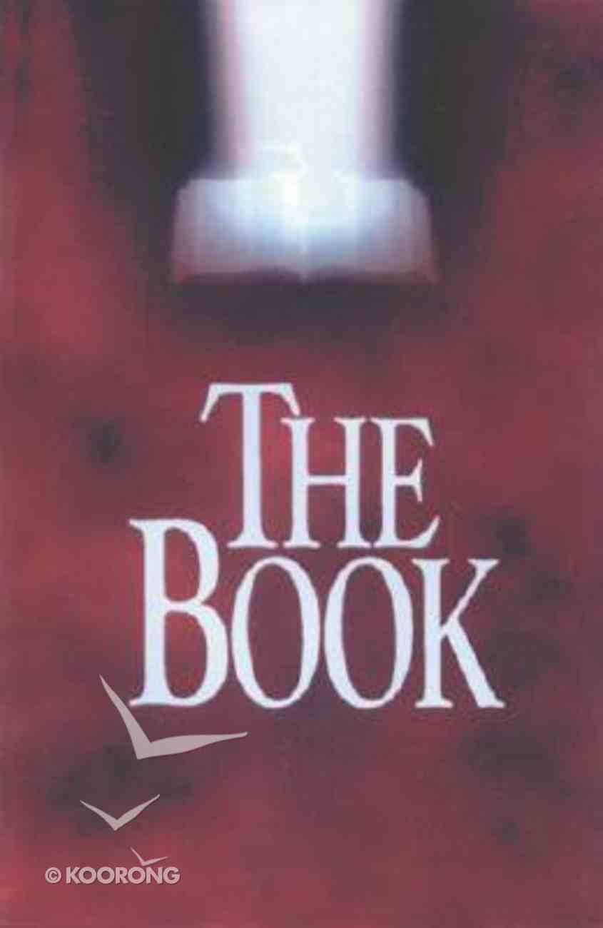 NLT the Book (Black Letter Edition) (1st Ed.) Paperback
