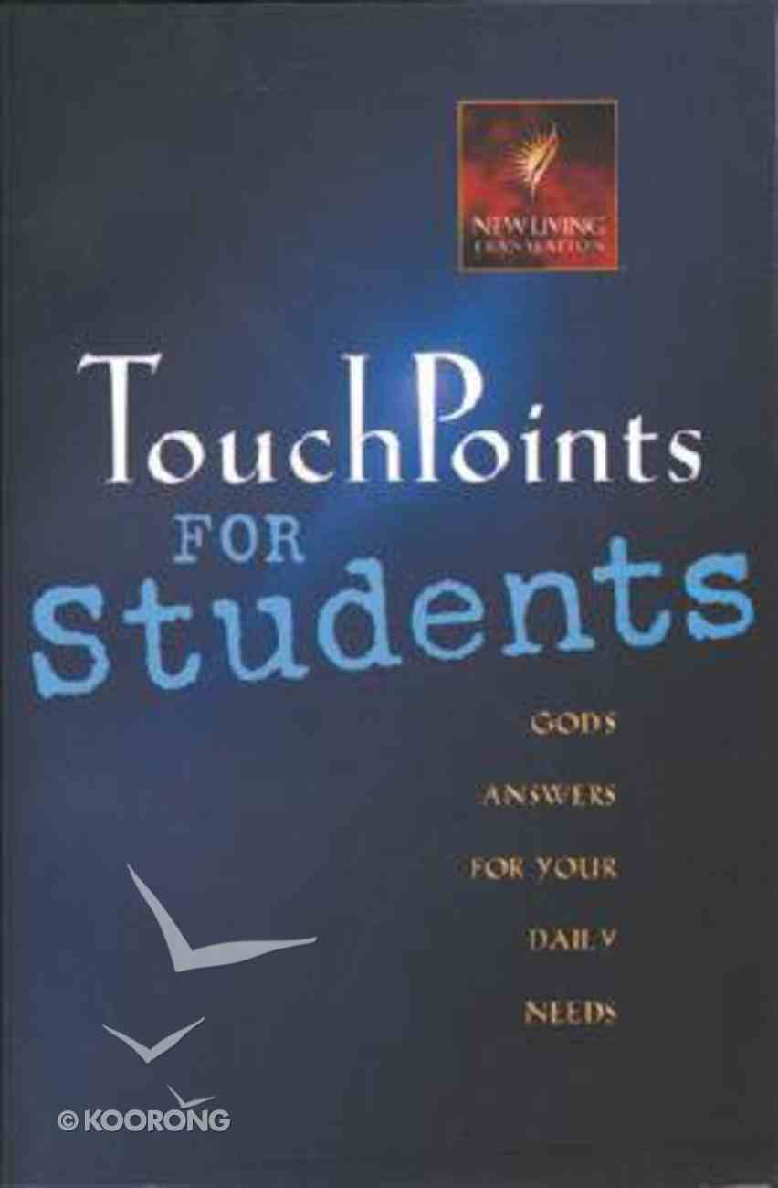 Touchpoints For Students Paperback