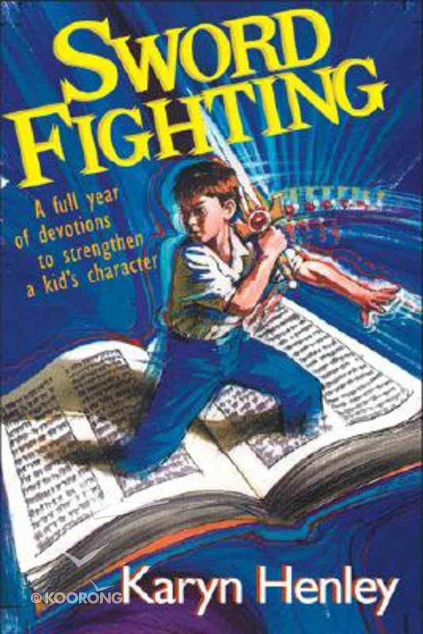 Sword Fighting Paperback